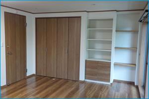 一般住宅 内装改修工事